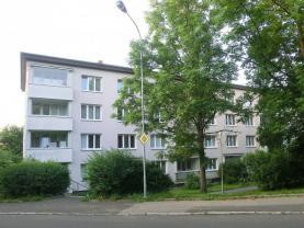 Flat 1+1, 37 m2, Karlovy Vary, Maďarská