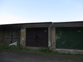 Prodej, garáž, 20 m2, OV, Chomutov, ul. Bezručova