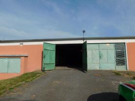 Prodej, garáž, ul. Pařížská