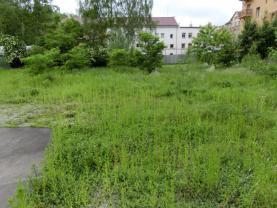 Prodej, stavební pozemek, 1224 m2, Ústí nad Labem - centrum