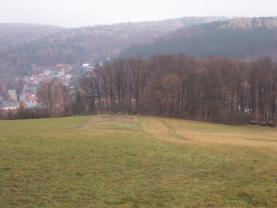 Prodej, pozemek, 2197 m2, Luhačovice
