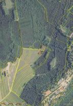 Mapka Luhačovice 2.JPG (Prodej, pozemek, 5475 m2, Luhačovice), foto 2/3