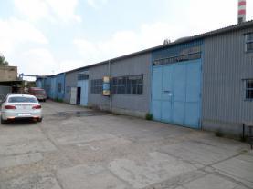 Prodej, výrobní hala, 300 m2, Kladno - Dubí, ul. Dubská