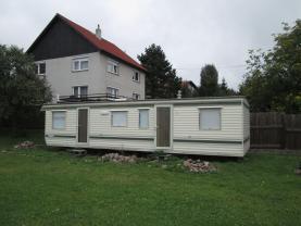 Pronájem, zahrada, 770 m2 a mobilheim 40m2, Kozičín