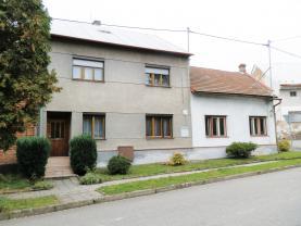 Prodej, 2 spojené rodinné domy, 933 m2, Kostelec u Holešova