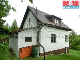 Prodej, chata 3+kk, 50 m2, Hrusice