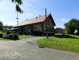 Prodej, rodinný dům, 2026 m2, Krucemburk, Staré Ransko
