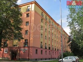 Pronájem, byt 1+1, 30 m2 , Ostrava - Zábřeh, ul. Čujkovova