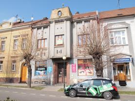 Office facilities for rent, Louny