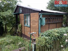 Prodej, zahrada, 395 m2, Chrastava