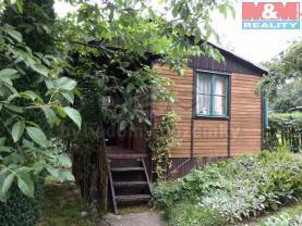 Pohled na chatku (Prodej, zahrada, 395 m2, Chrastava), foto 2/9