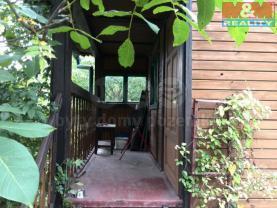 Pohled na chatku (Prodej, zahrada, 395 m2, Chrastava), foto 4/9