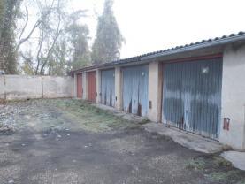 Prodej, Garáž, 19 m2, Louny, ul. Čs. Armády