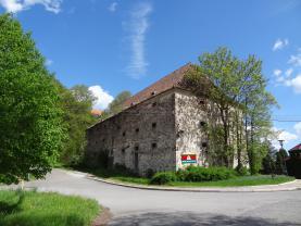 Prodej, sýpka, 631 m2, Strakonice - Střela