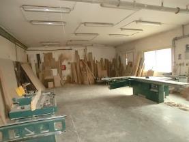 Prodej, truhlářská dílna, 1.400 m2, Oskořínek
