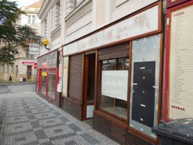 Pronájem, obchodní prostory, 43 m2, Praha 5 - Smíchov