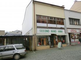 Prodej, obchodní prostor s pozemkem, Dvůr Králové nad Labem
