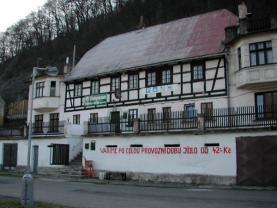 Prodej, nájemní dům, 660 m2, Dobkovice,Děčín