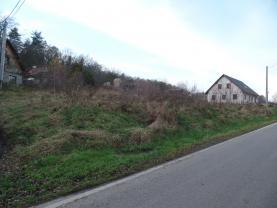Prodej, stavební pozemek, 798 m2, Bílý Kostel nad Nisou