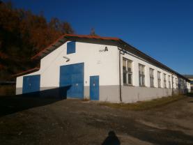 Pronájem, výrobní hala, 650 m2, Soběšice
