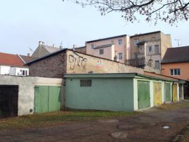 pohled na budovu+pozemek (Prodej, komerční objekt, Ústí nad Labem), foto 4/7