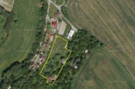 Prodej, zahrada, 2799 m2, Domažlice - Vlčí Hrdlo