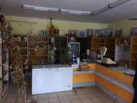 Prodej, obchodní prostory, 100 m2, Klopina - Veleboř