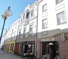 Prodej, nájemní dům, Panská ul., Jindřichův Hradec