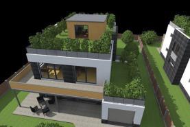 dům 4 (Prodej, rodinný dům, 400 m2, Praha 5 - Hlubočepy), foto 4/15