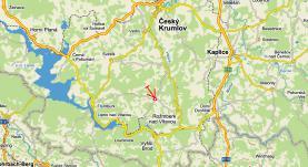 Prodej, stavební pozemek, 8178 m2, Malšín - Větrná