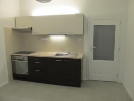 kuchyně (Pronájem, byt 1+1, DV, 33 m2, Ústí n. Labem, ul. Plynárenská), foto 2/14