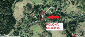 mapa (Prodej, výrobní objekt, 2978 m2, Krásná Lípa - Kyjov), foto 4/16
