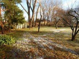 zahrada  (Prodej, rodinný dům, 500 m2, Bohušovice nad Ohří), foto 2/37