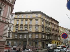 Prodej, byt 1+kk, 24 m2, Praha 3 - Žižkov