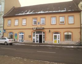 Pronájem, kanceláře, 35 m2, Lovosice, ul. Osvoboditelů