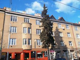 Pronájem, byt 2+1, Brno - Královo Pole