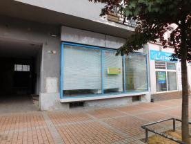 Pronájem, obchodní prostory, 49 m2, Karlovy Vary