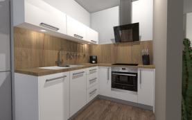 Prodej, byt 2+1, 43 m2, DV, Praha 8 - Kobylisy