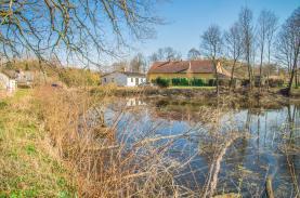 Prodej, rybník, 4873 m2, Olbramovice - Křešice u Olbramovic