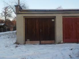 Prodej, garáž, 20 m2, OV, Litvínov, ul. Jandečkova