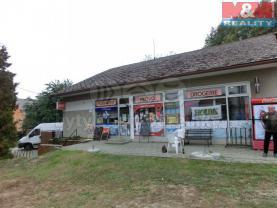 Prodej, obchodní prostory, 350 m2, Litovel-Chudobín