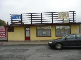 Pronájem, obchodní prostory, 50 m2, Hořovice