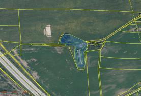 Prodej, stavební pozemek, 6115 m2, Benešovice