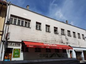 Prodej, nájemní dům, 1 030 m2, Ostrava, ul.Stodolní