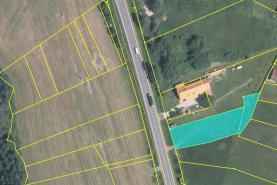 Prodej, pozemek 1696 m2, Karlov