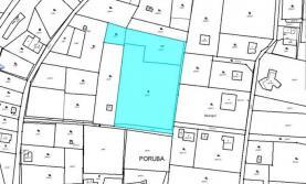 Prodej, stavební pozemek, 7 550 m2, Orlová - Poruba