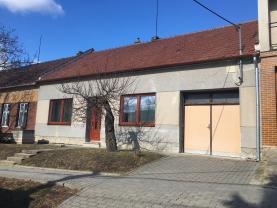 Prodej, rodinný dům 3+kk, Újezd u Brna