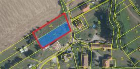 Prodej, stavební pozemek, 2060 m2, Libomyšl