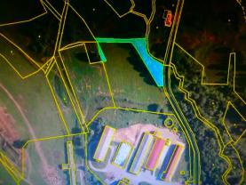 Prodej, louka, 2373 m2, Volfartice