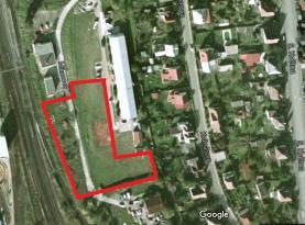 mapka (Prodej, stavební pozemek, 5704 m2, Česká Lípa), foto 4/4